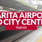 NARITA AIRPORT TO TOKYO CITY CENTER: By Train and Bus