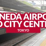 HANEDA AIRPORT TO TOKYO CITY CENTER: By Train and By Bus