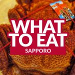 WHAT TO EAT IN SAPPORO