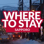 BEST PLACES TO STAY IN SAPPORO