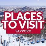 TOP THINGS TO DO IN SAPPORO