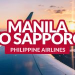 MANILA TO SAPPORO: Philippine Airlines' New Direct Flight