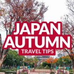 AUTUMN IN JAPAN: What to Wear + Where to Go