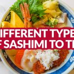 JAPAN EATS: Various Types of Sashimi to Try