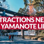 TOKYO: Attractions Near Yamanote Line